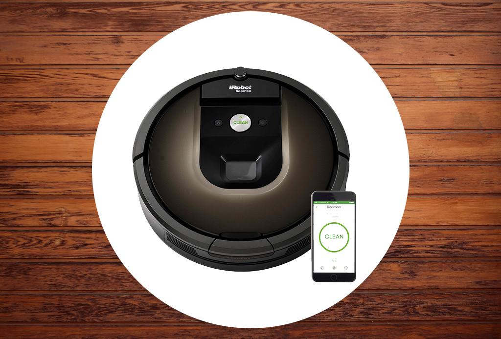 Limpia tu casa mientras no estás con estas aspiradoras robot - aspiradoras-1
