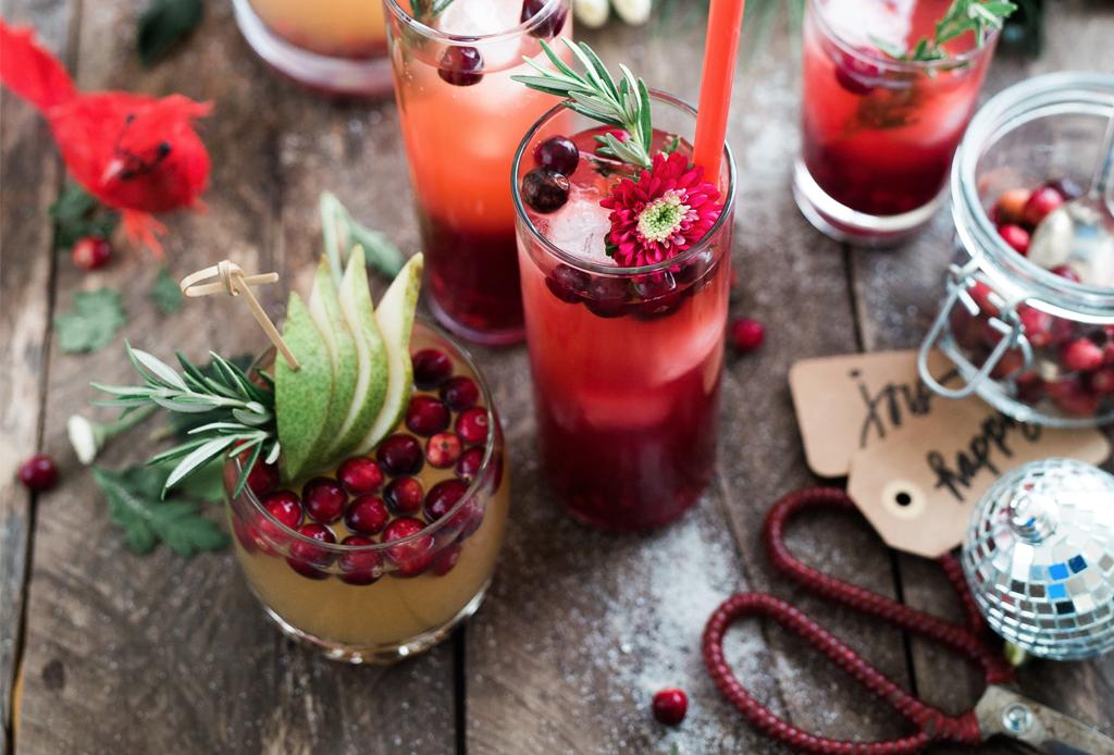 Disfruta de estos cócteles ideales para el invierno en menos de 15 minutos