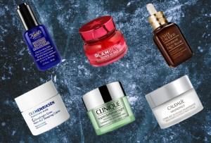 6 cremas y sueros de noche para reparar tu piel