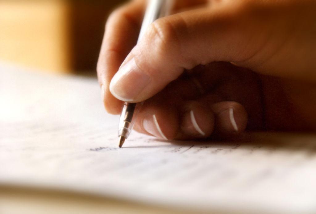 Tranquilízate, mejor concéntrate en las cosas que SÍ puedes controlar - escribir