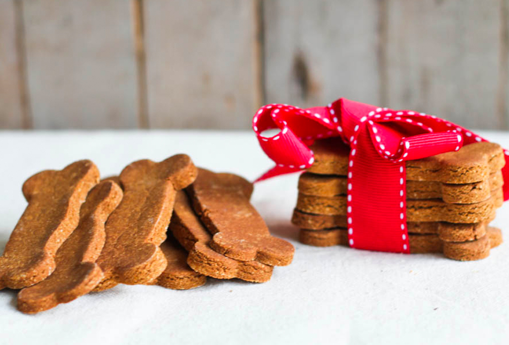 Consiente a tu mascota en Navidad con estos premios de temporada hechos en casa