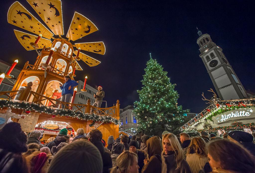 Razones por las que debes viajar a Alemania en 2020 - navidad