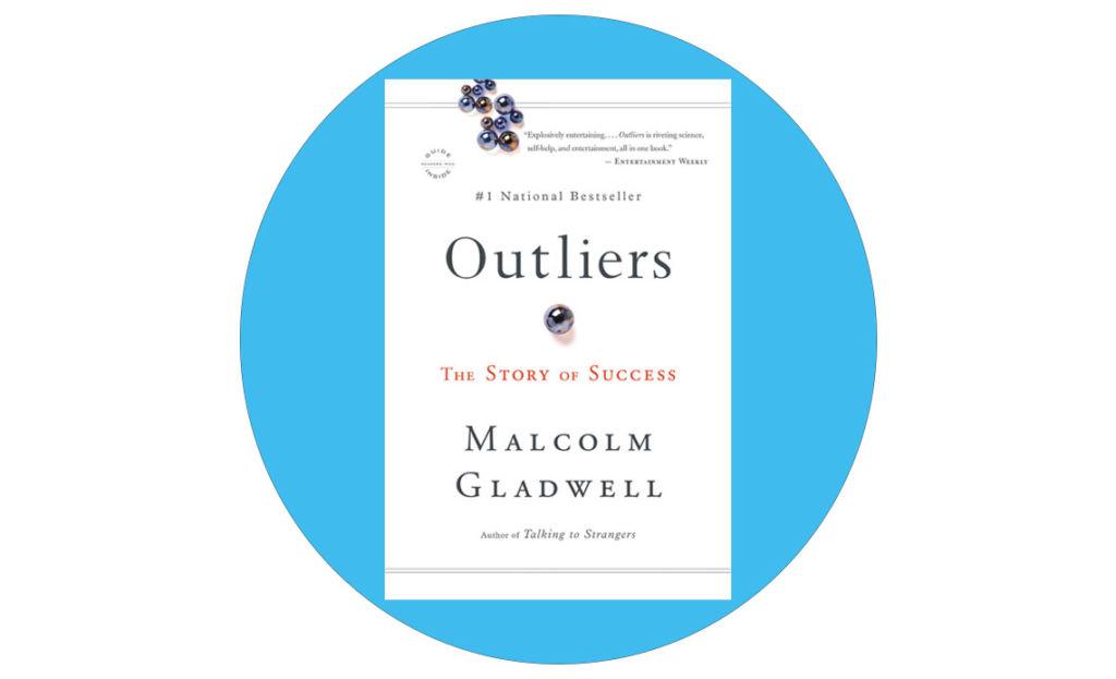 14 libros te ayudarán a cumplir con tus propósitos en 2020 - outliers-malcolm