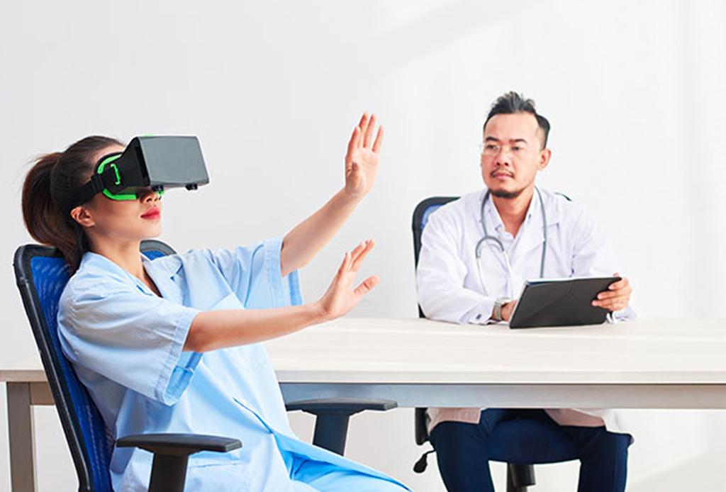 ¿Cómo se usa la Realidad Virtual para sanar? - realidad-virtual-3
