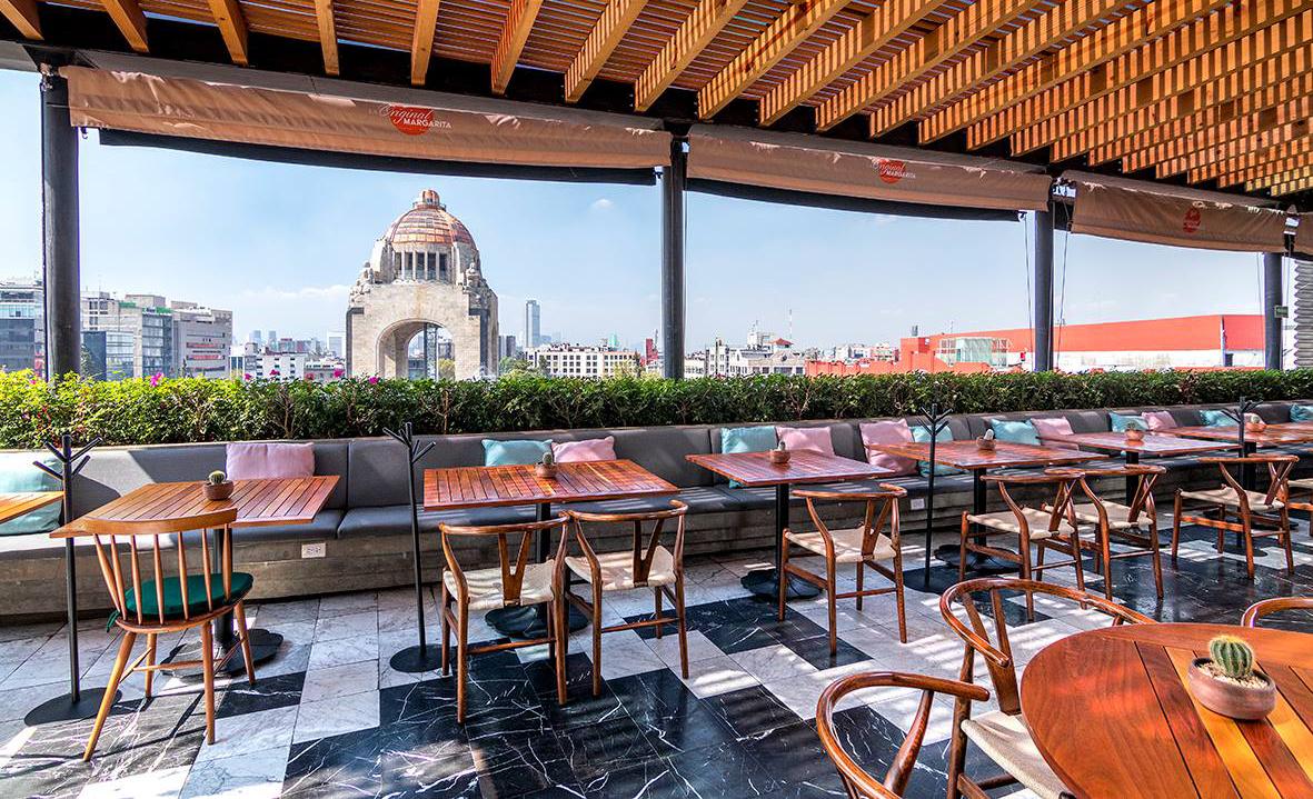 10 restaurantes con impresionantes vistas de la CDMX