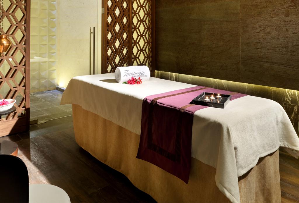 Consiente a tu cuerpo en Zentropia Wellness & Spa en TRS Coral Hotel