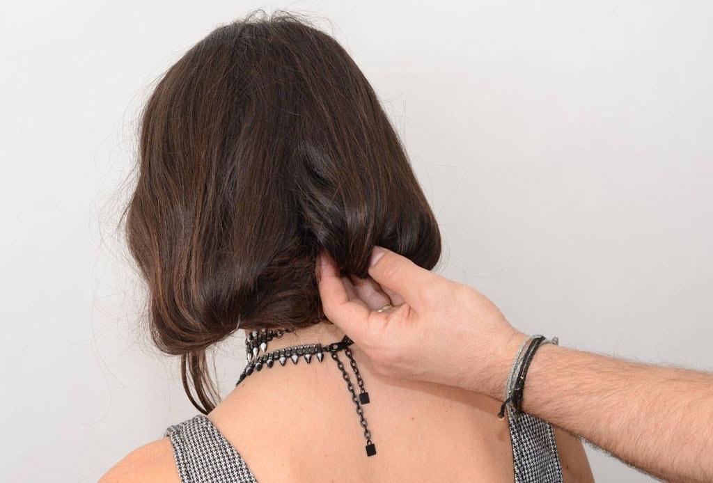 7 peinados que te ahorrarán tiempo en la mañana - bob-falso-peinado
