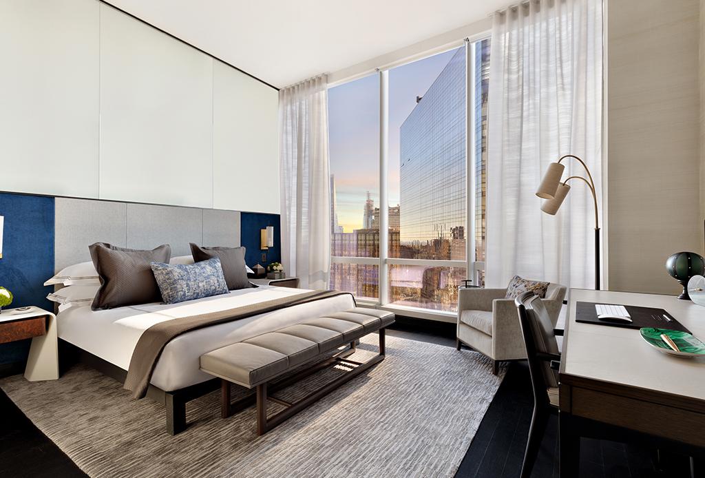 ¿Quieres hospedarte cerca del cielo? Manhattan Sky Suite es lo que necesitas en tu vida - park-hyatt-6