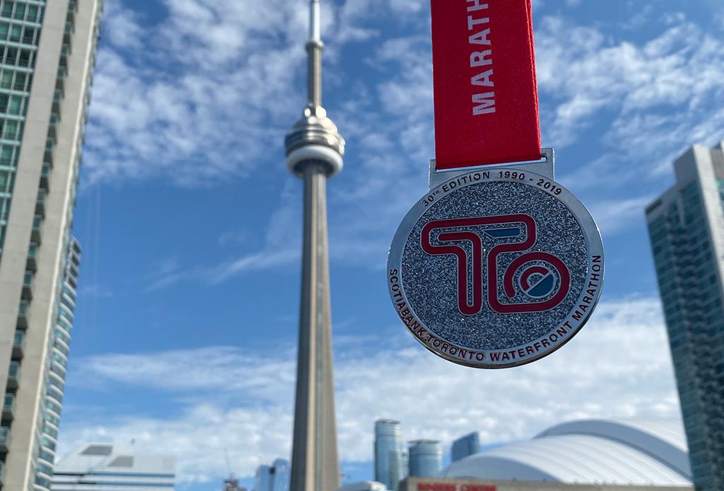 Por estas razones es que deberías correr el Scotiabank Toronto Waterfront Marathon