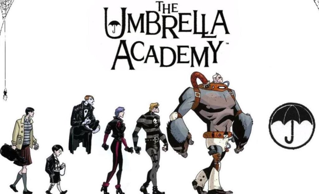 ¿Sabías que estos músicos hicieron otras obras de arte? - umbrella-academy