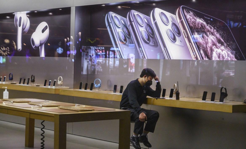 Así es como el coronavirus está afectando el mundo de la tecnología - apple-1