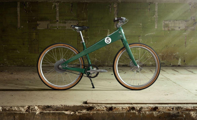 Así es la primera bicicleta eléctrica de Aston Martin inspirada en un clásico - aston-martin-bicicleta