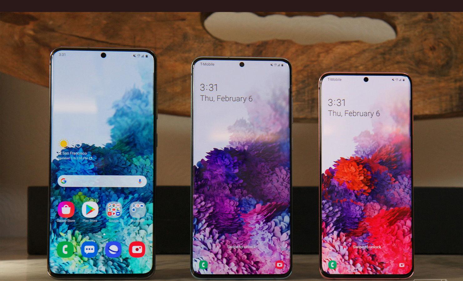 Así es el nuevo Samsung Galaxy S20 Ultra y todas las nuevas sorpresas del Unboxing 2020