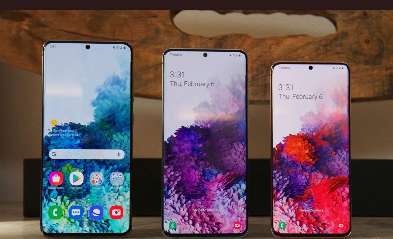 Así es el nuevo Samsung Galaxy S20 Ultra y todas las nuevas sorpresas del Unboxing 2020 - galaxys