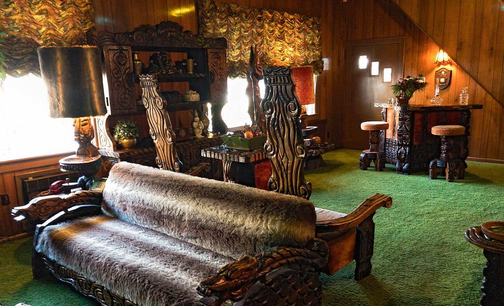¡Atención melómanos! Estas increíbles casas de músicos las puedes visitar - graceland-elvis-presley
