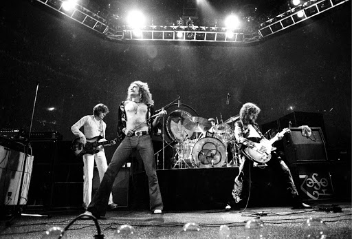 "Disco de la semana: ""II"" de Led Zeppelin - led-zeppelin"