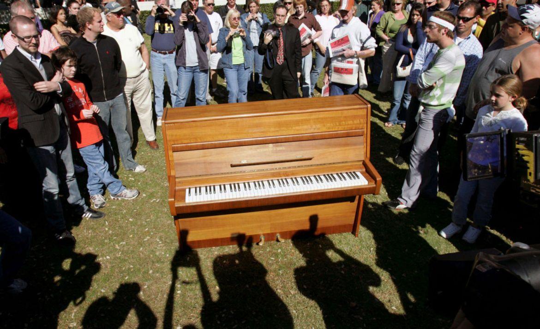 ¿Sabes cuáles son los instrumentos musicales más caros de la historia? - piano