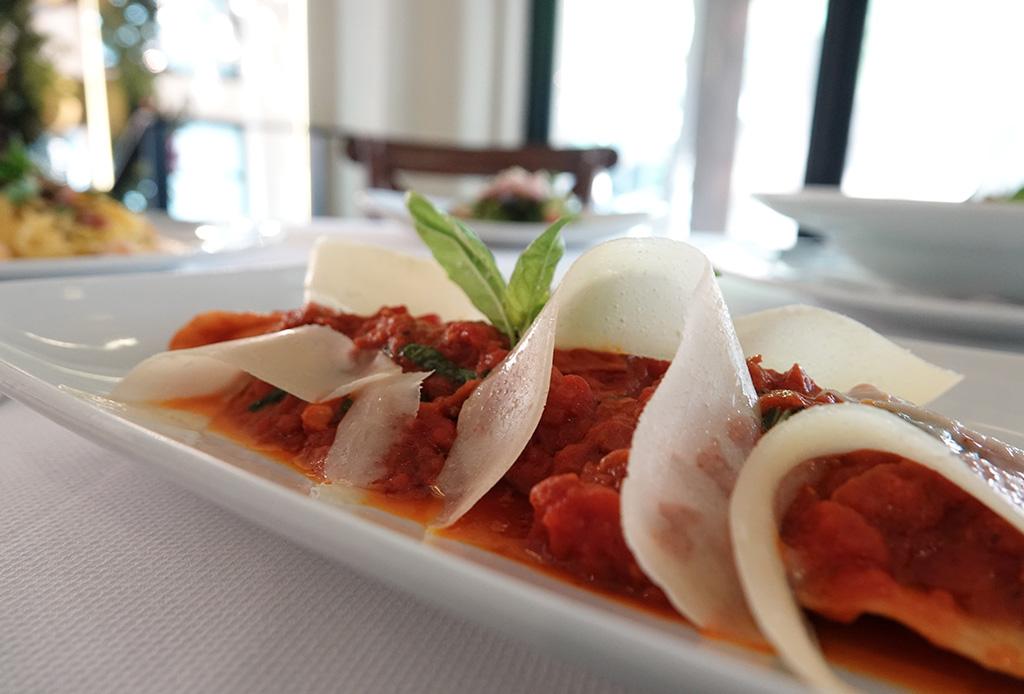 Platillo de la semana: Ravioli caprese e prosciutto de Belforno - ravioli-caprese-e-prosciutto-belforno-1