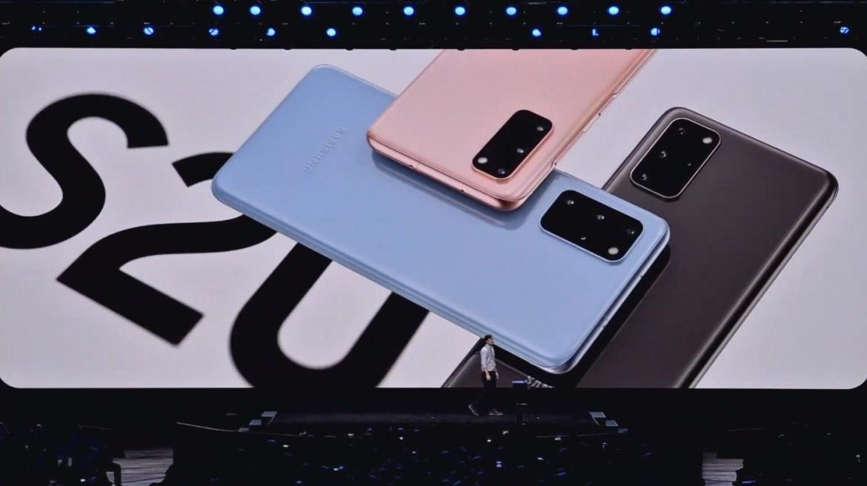 Así es el nuevo Samsung Galaxy S20 Ultra y todas las nuevas sorpresas del Unboxing 2020 - samsung-galaxy