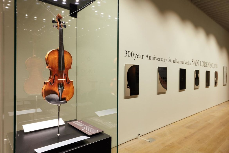 ¿Sabes cuáles son los instrumentos musicales más caros de la historia? - stradivarius