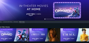 ¿Quieres ver los estrenos del cine en tu casa? Amazon Prime Video Cinema los tiene para ti