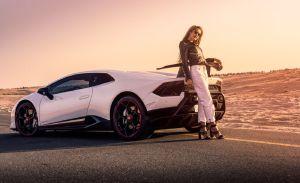 Este es el primer super car club exclusivo de mujeres