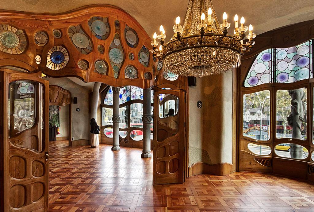 Entra a las casas de Dalí, Gaudí y Casals desde la comodidad de tu sala