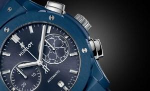 Así es la edición limitada del reloj Hublot de la Champions League