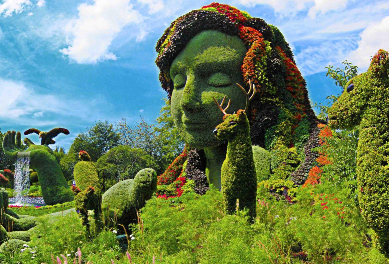 Los jardines botánicos más bonitos del mundo ¡tienes que visitarlos! - jardin-botanico-de-montreal-quebec-canada