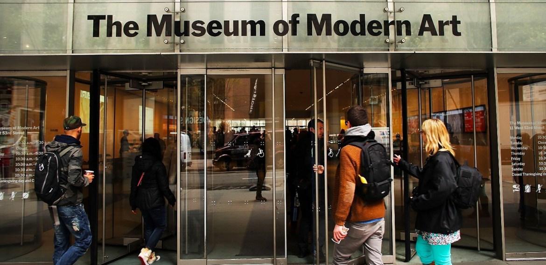 Haz estos 15 recorridos virtuales en museos y galerías de arte del mundo - moma-nueva-york