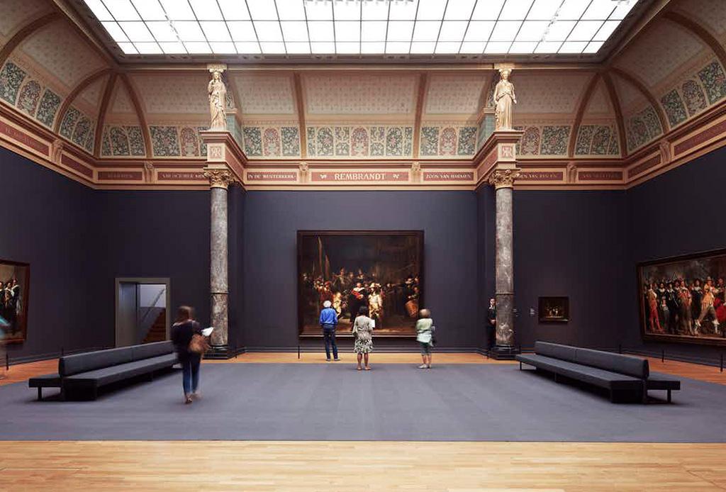 Haz estos 15 recorridos virtuales en museos y galerías de arte del mundo