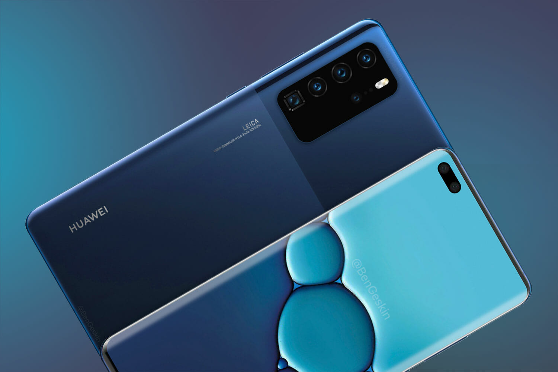 Todo lo que tienes que saber sobre la línea P40 de Huawei