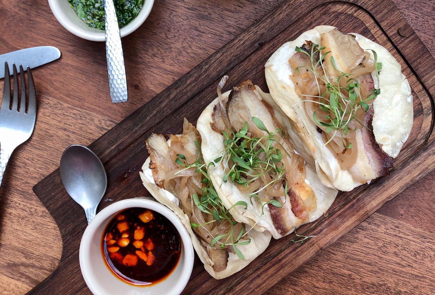 Platillo de la semana: Tacos Árabes de Helena