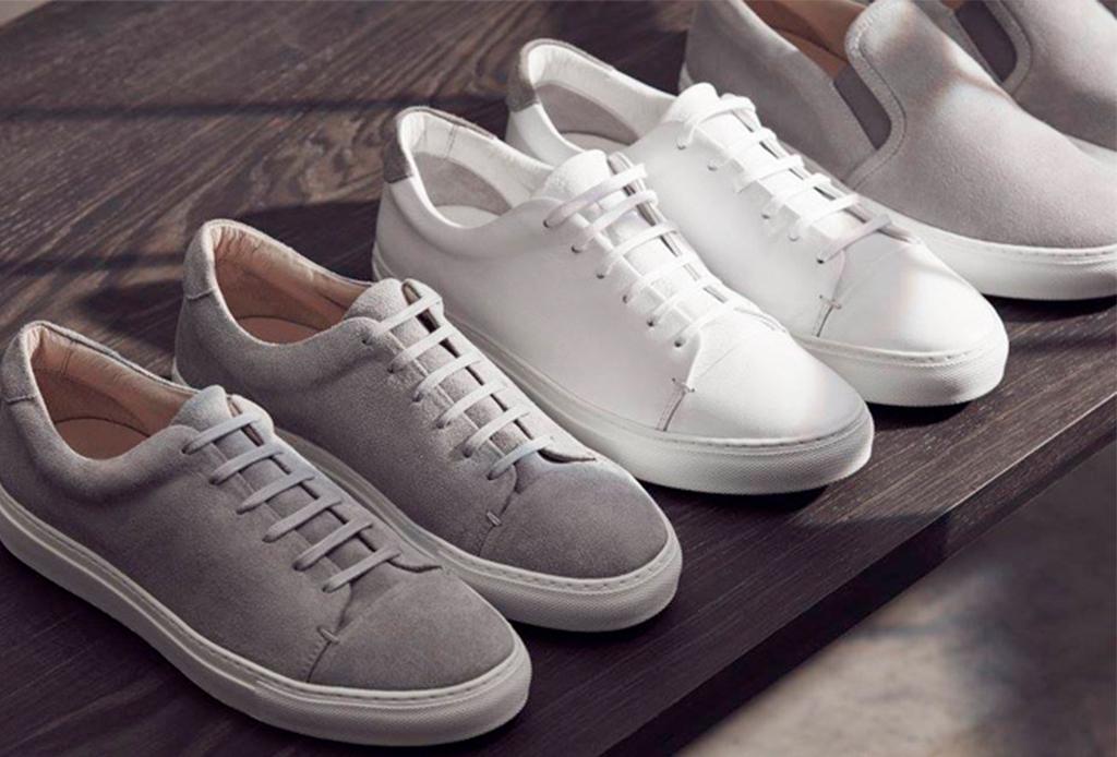 5 estilos de sneakers que todo hombre debe tener en su clóset