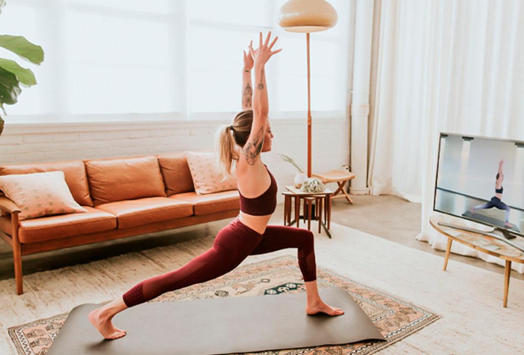 Clases de yoga online que amarás (y para todos los niveles)