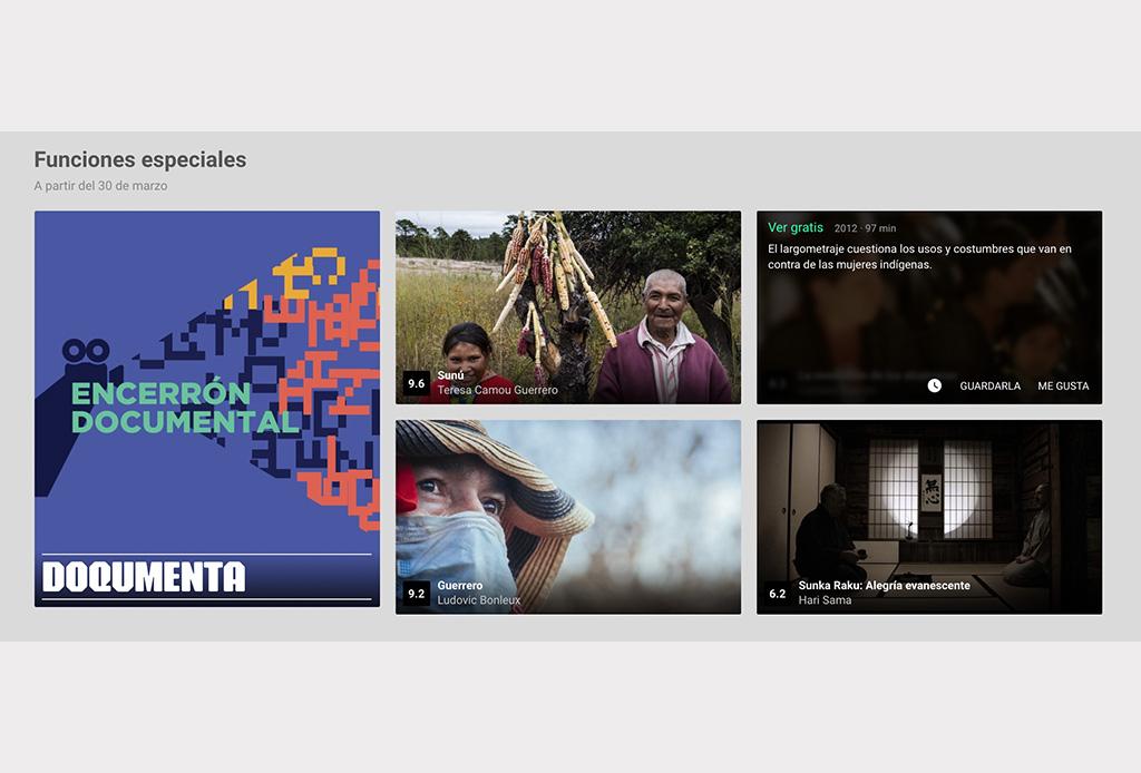 Encuentra lo mejor del Cine Mexicano en este proyecto de IMCINE - cinema-mx-3