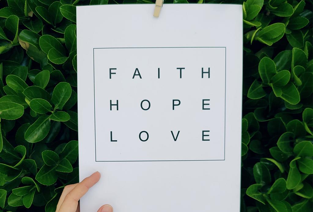¿Qué significa tener fe? - fe-1