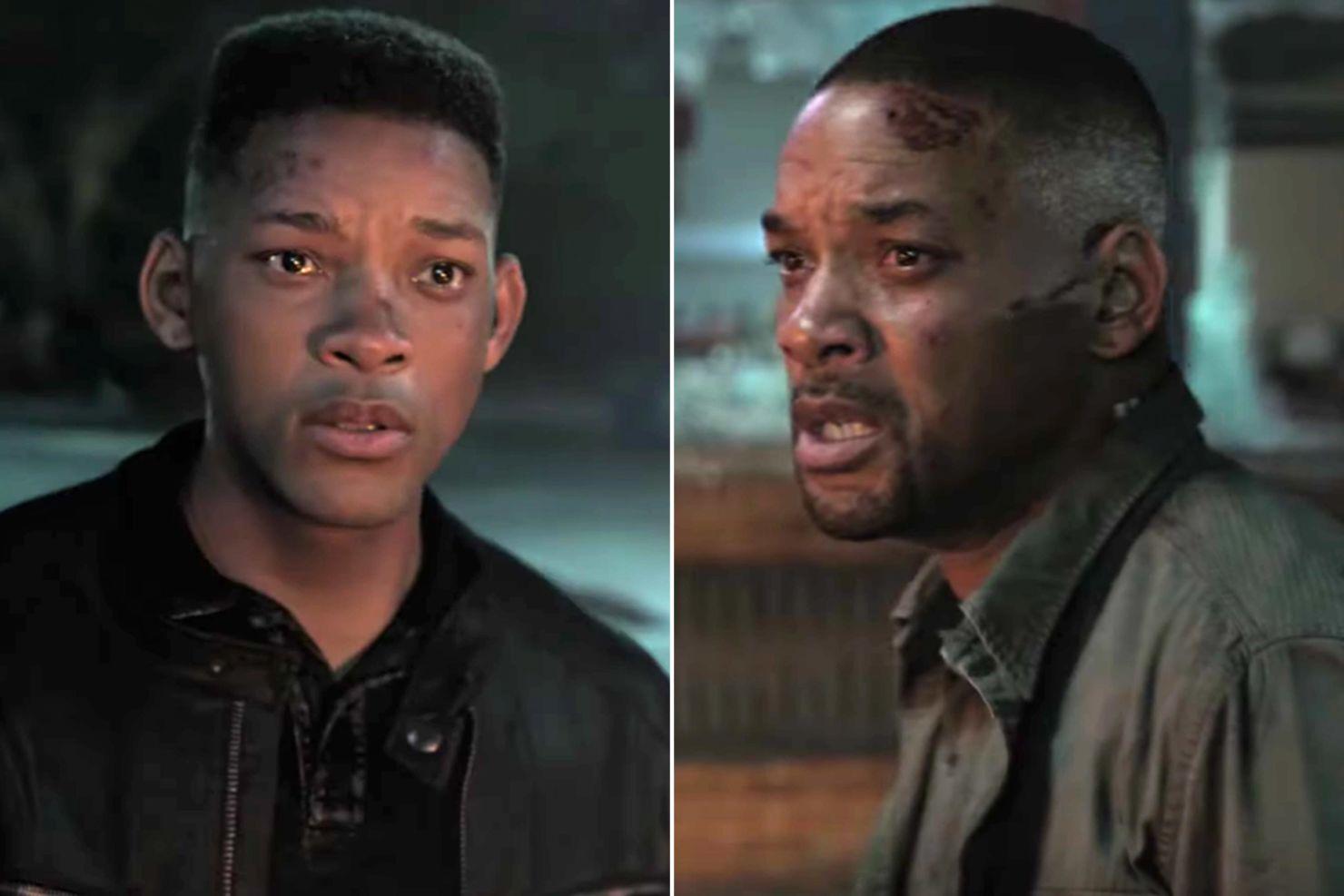 Así rejuvenecieron estos actores gracias a la tecnología