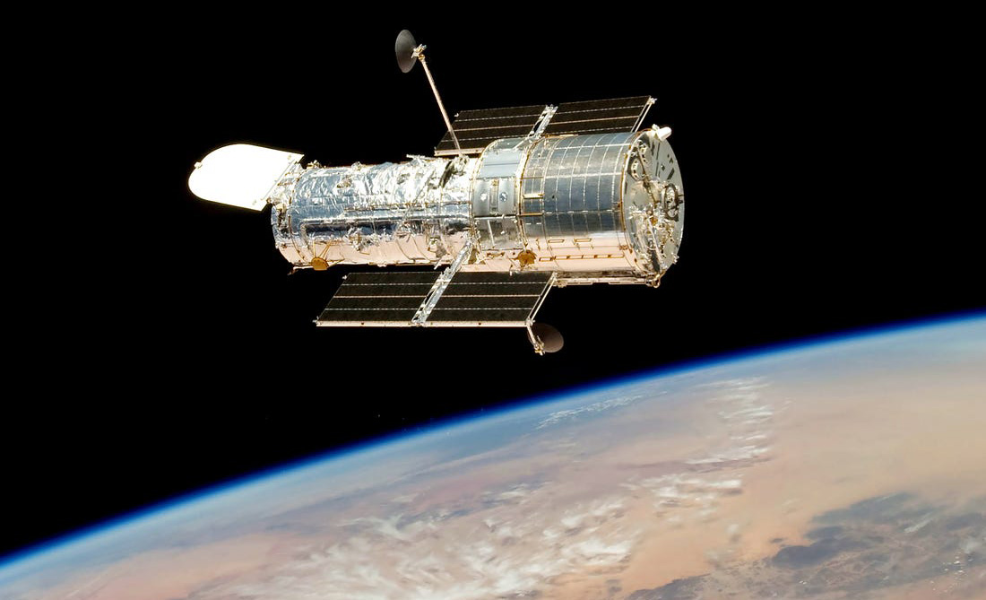 Descubre el universo desde casa con NASA at Home - hubble