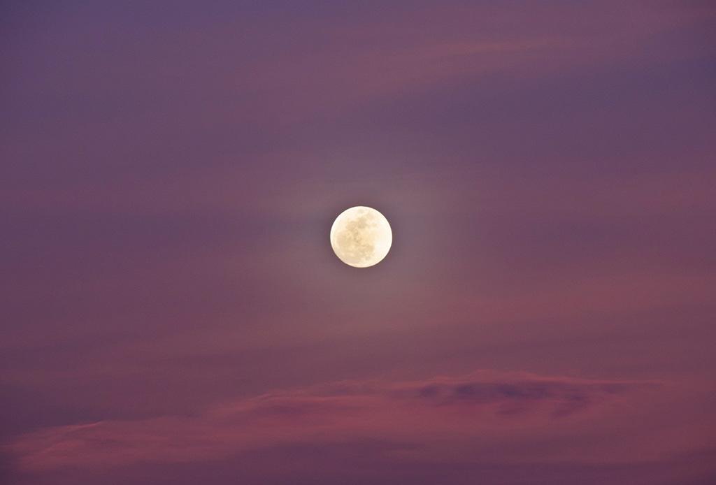La luna llena más grande y brillante de 2020 es la super luna rosa la próxima semana - luna-rosa-2
