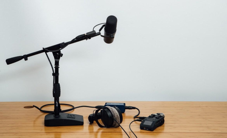 Esto es lo que necesitas para empezar tu propio Podcast - podcast-equipo