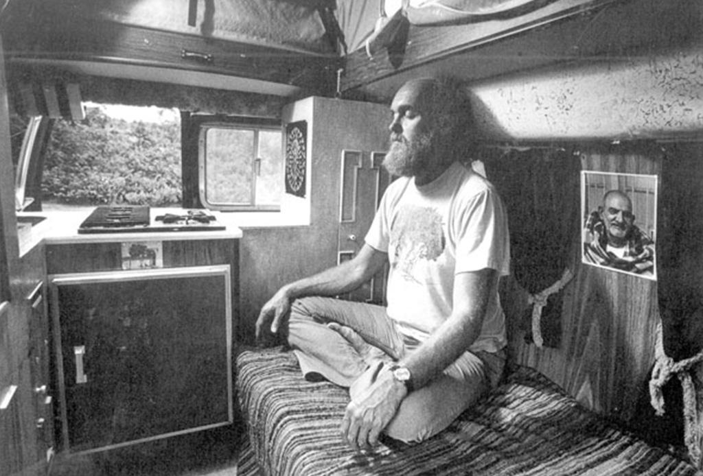 ¿Sabes quién es Ram Dass y el Arte de morir? - ram-dass-muerte-2