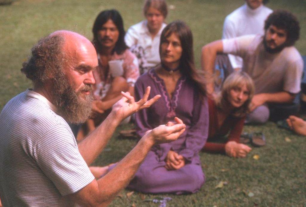 ¿Sabes quién es Ram Dass y el Arte de morir? - ram-dass-muerte-3