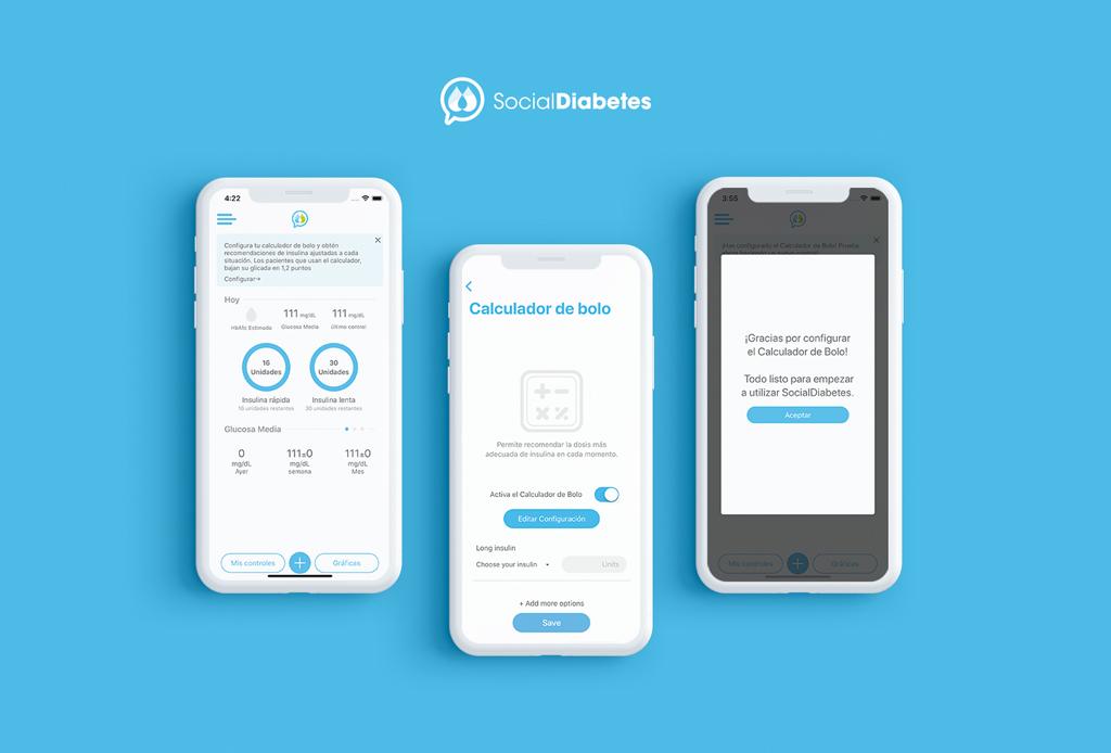Estas son las apps de salud que te harán la vida más sencilla - social-diabetes