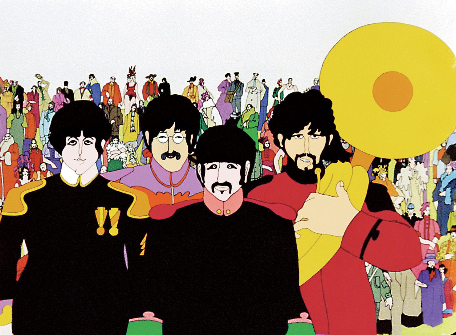 ¡The Beatles te invita a un sing along de Yellow Submarine este sábado!
