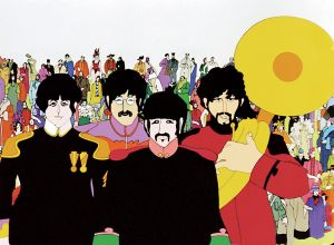 ¡The Beatles te invita a un sing along de Yellow Submarine este sábado!