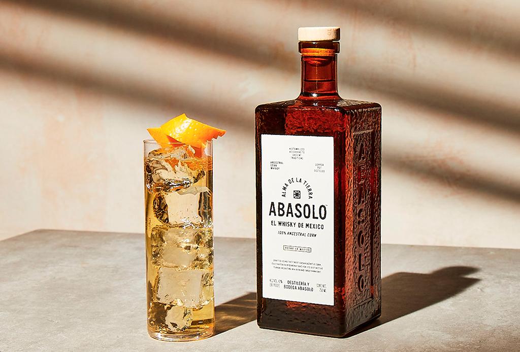 ¿Ya conoces este whisky mexicano hecho de maíz?