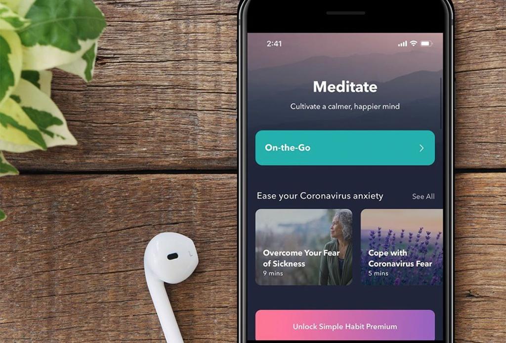 Apps para ayudarte a meditar