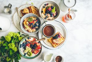 Cajas y menús especiales de tus restaurantes favoritos, para celebrar a mamá