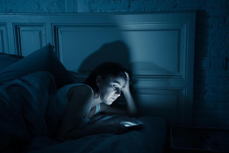 Rutina nocturna para dormir bien - insomnia